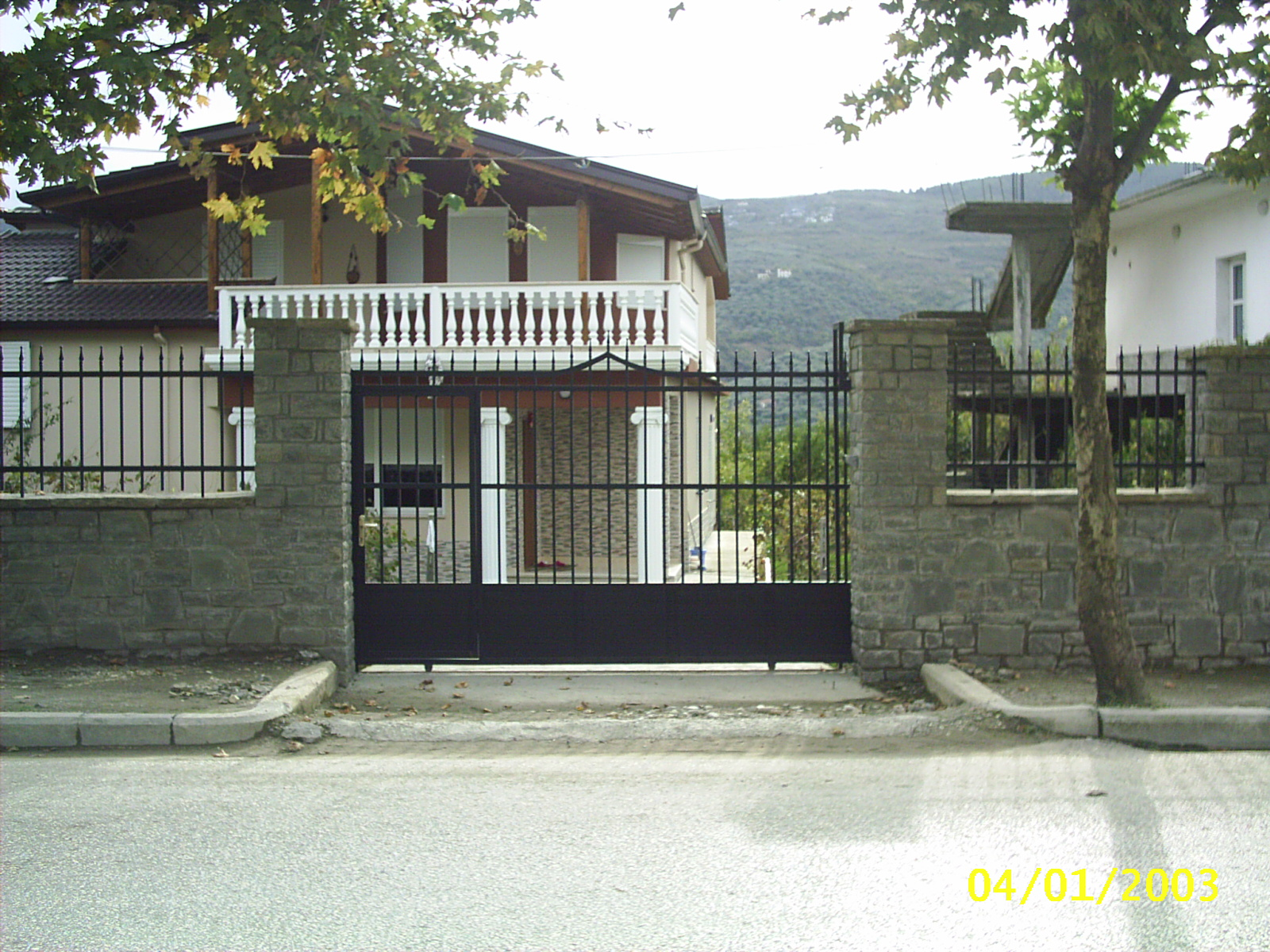 Rivestimenti esterni casa: ristrutturazione esterno casa fidenza ...