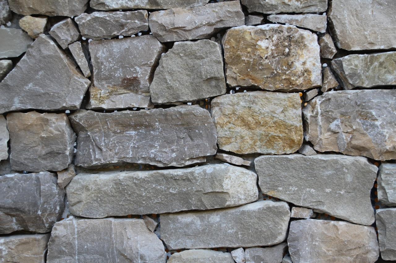 Foto spaccati di marmo e tranciati per muri for Muri con pietre a vista