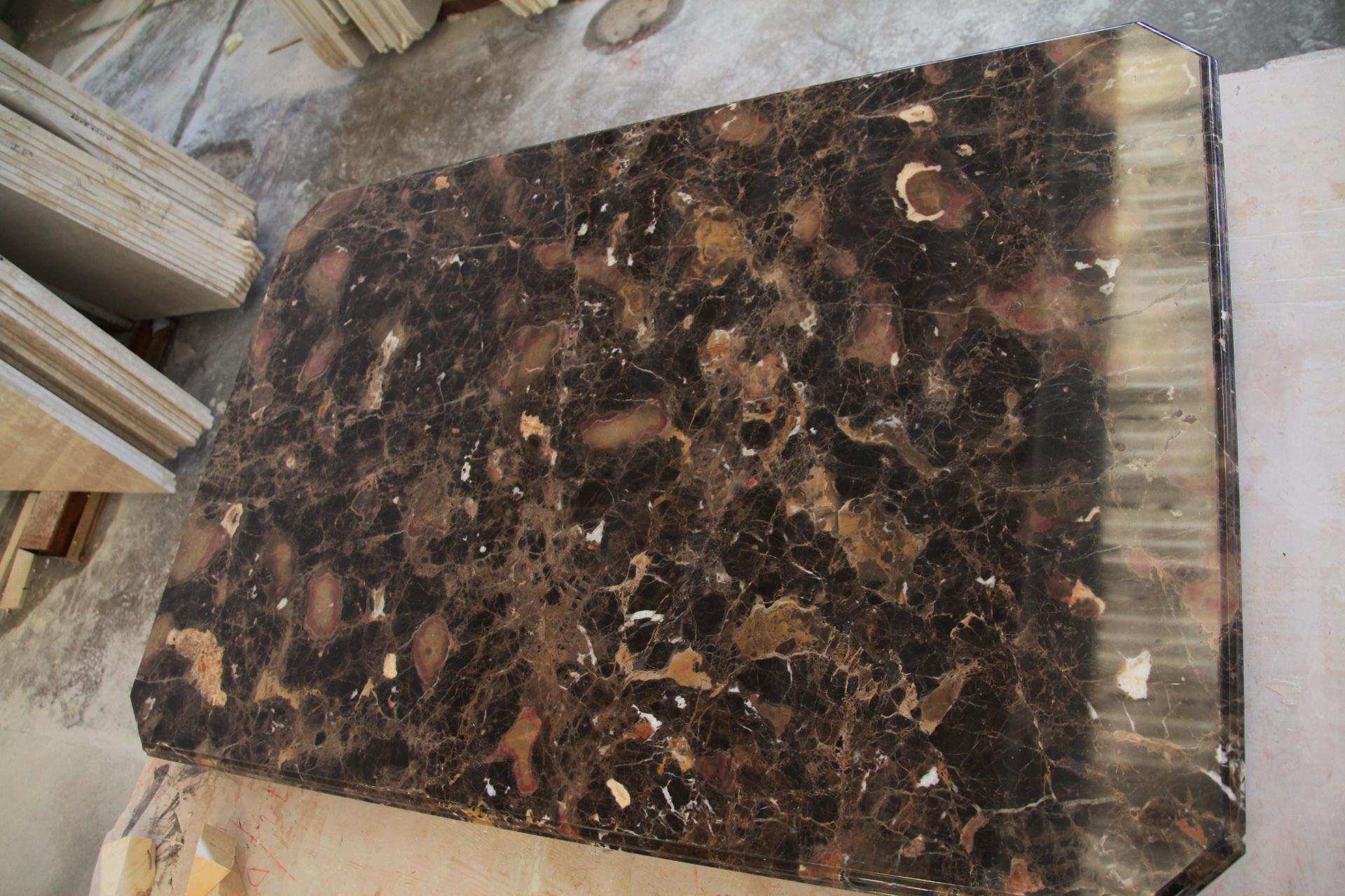 Tavoli Antichi Da Cucina Con Marmo.Tavolo Di Marmo