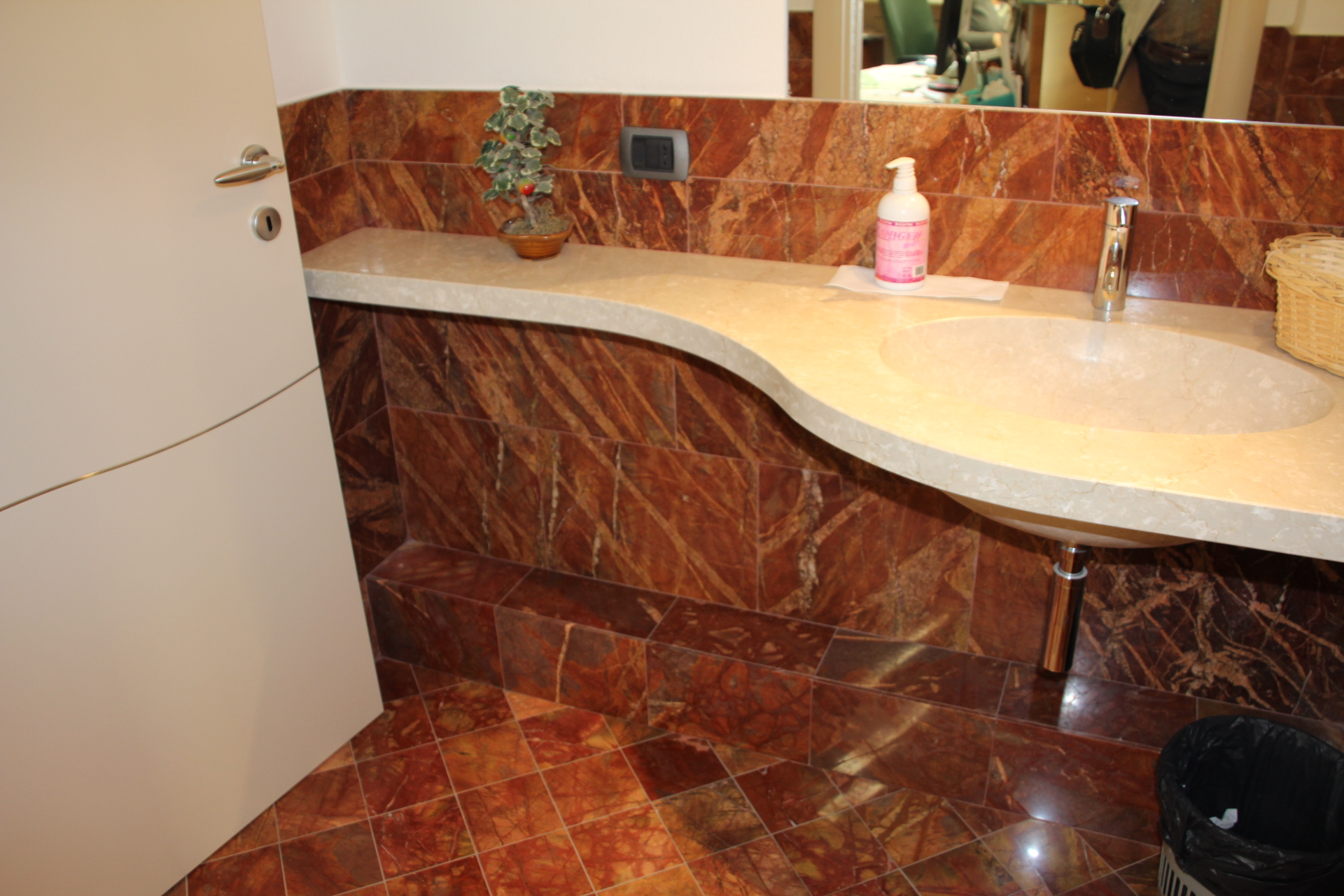 bellissimo bagno in
