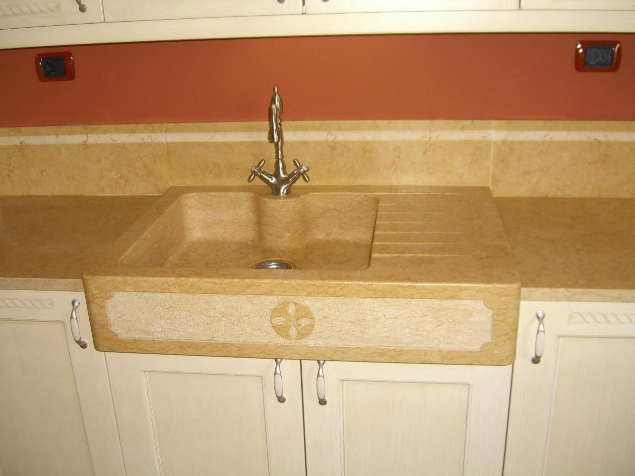 Lavello Cucina Marrone : Lavandino cucina marrone. Lavello cucina ...