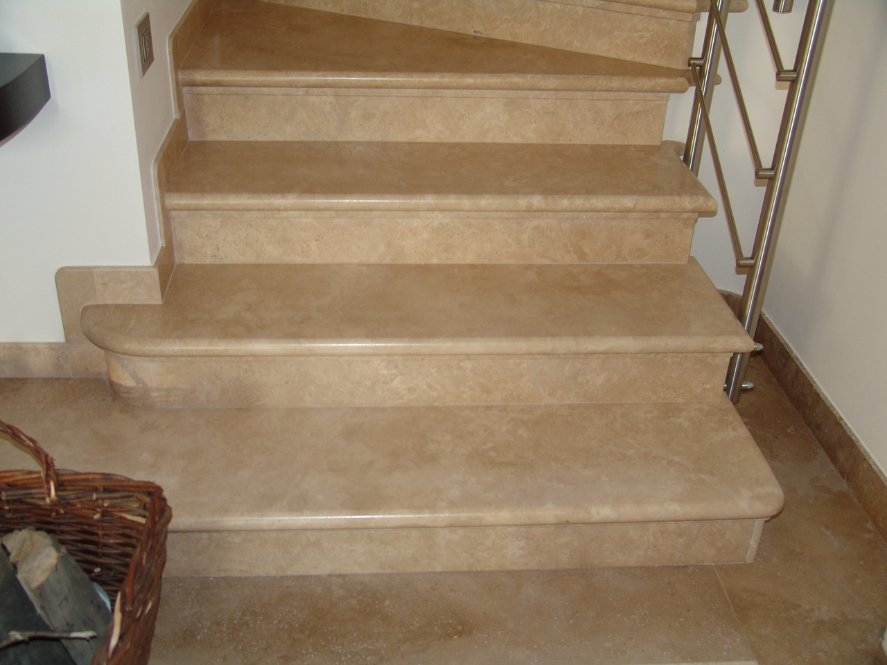 Foto bellissime scale di marmo e pietra zem enrico marmi - Foto di scale ...