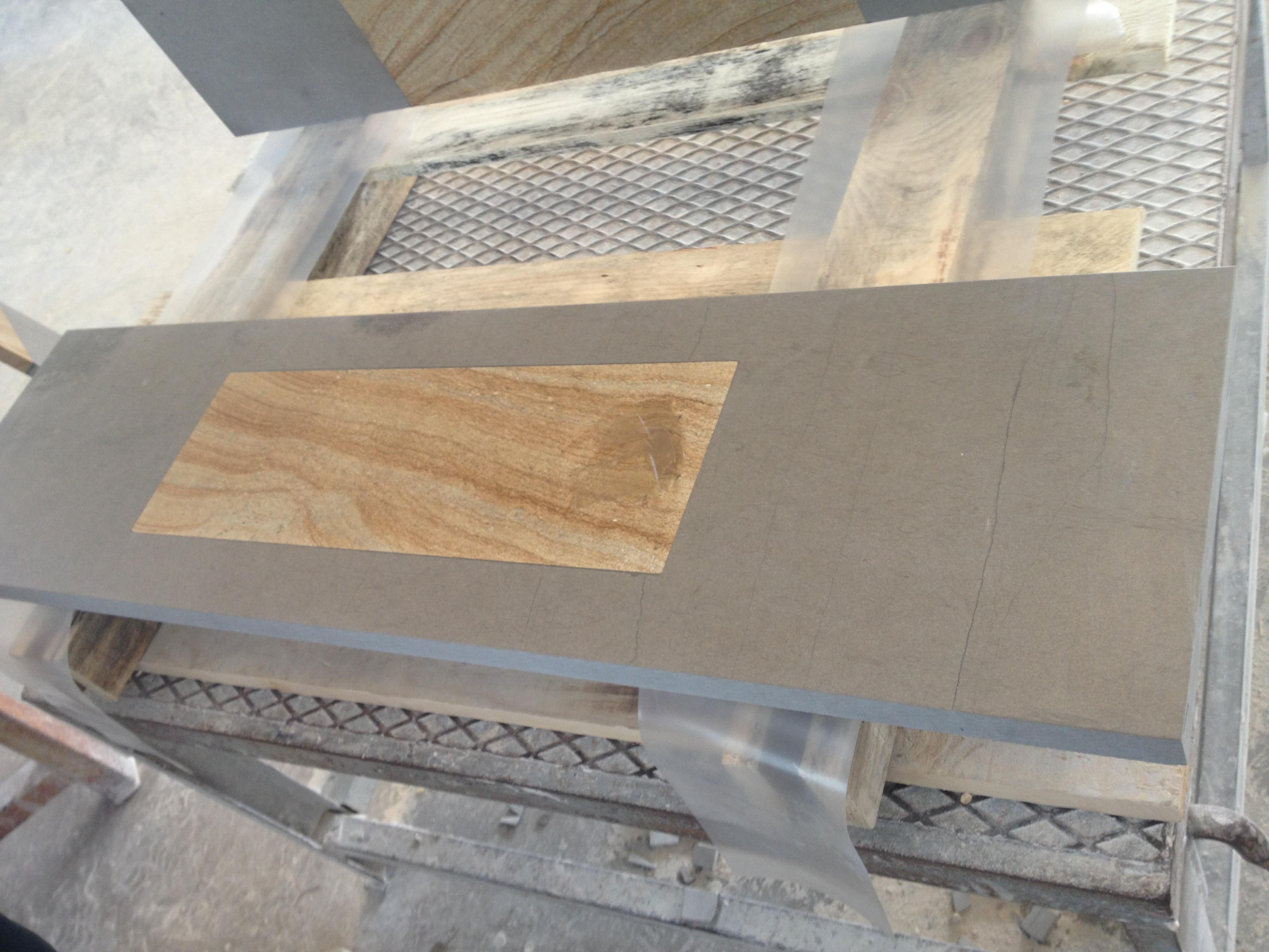 Sponda lettino ikea beige - Scale in pietra lavica ...