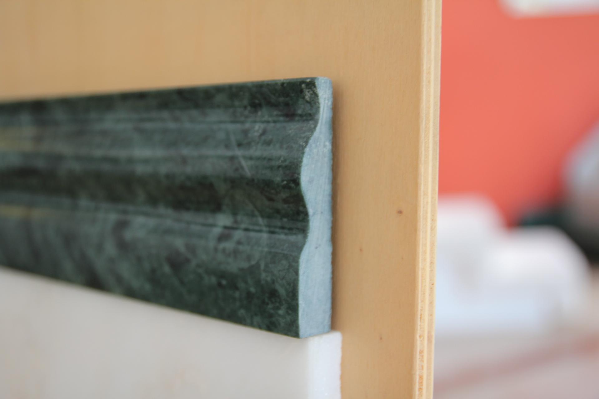 Camino marmo bianco prezzi design casa creativa e mobili - Applique per specchio bagno classico ...